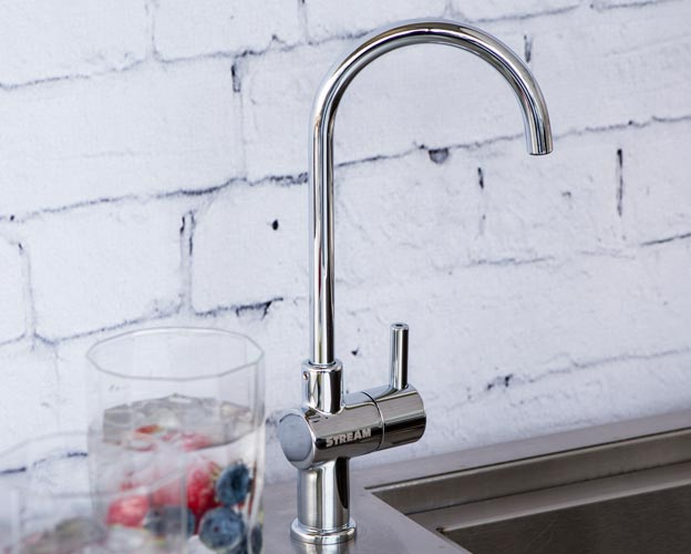 Stream Vented Faucet Cold Tap
