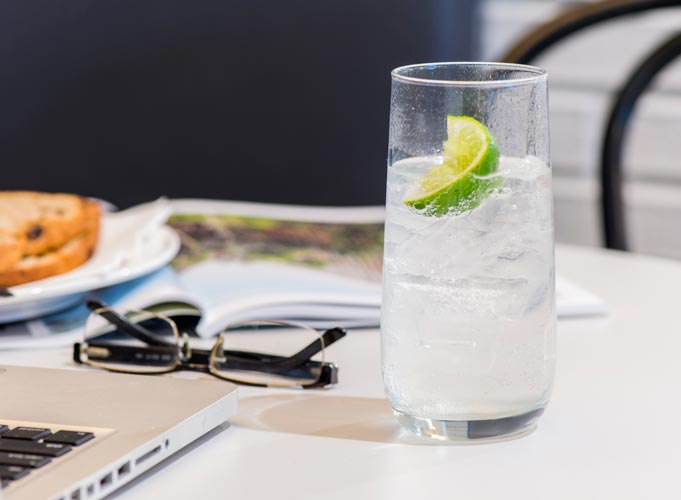 Stream Sparkling Water For The Office