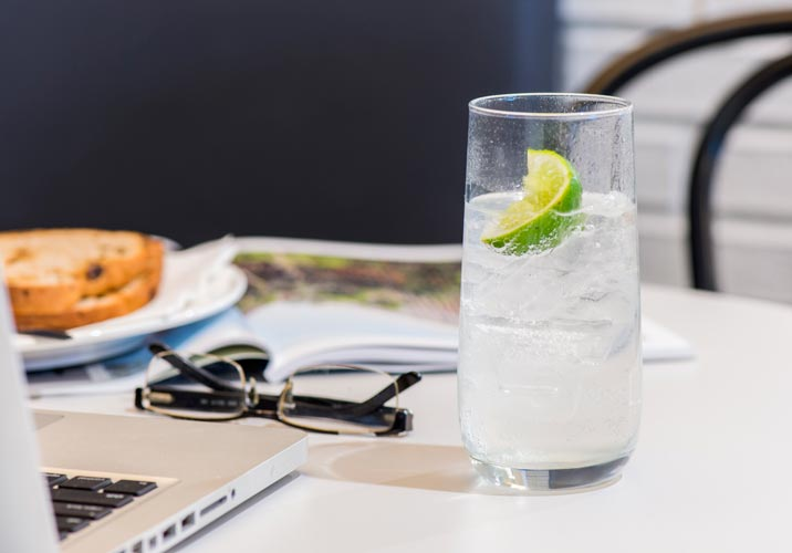 Stream Sparkling Water For The Workplace